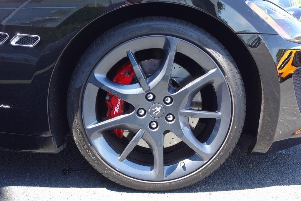 Used 2013 Maserati GranTurismo Sport for sale $43,900 at McLaren North Jersey in Ramsey NJ 07446 6