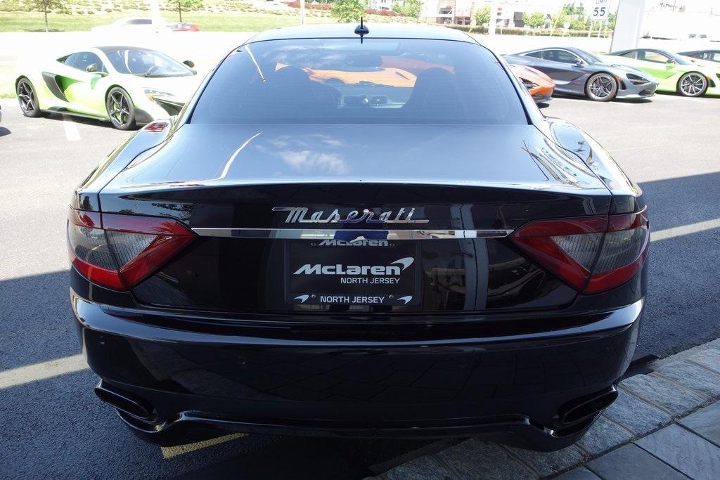 Used 2013 Maserati GranTurismo Sport for sale $43,900 at McLaren North Jersey in Ramsey NJ 07446 8