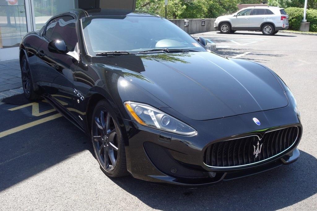 Used 2013 Maserati GranTurismo Sport for sale $43,900 at McLaren North Jersey in Ramsey NJ 07446 1