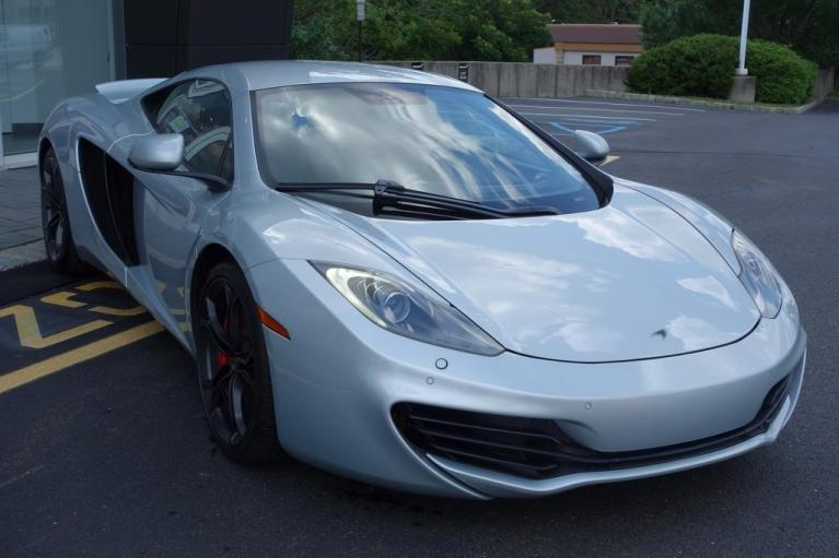 Used 2012 McLaren MP4-12C for sale $84,900 at McLaren North Jersey in Ramsey NJ
