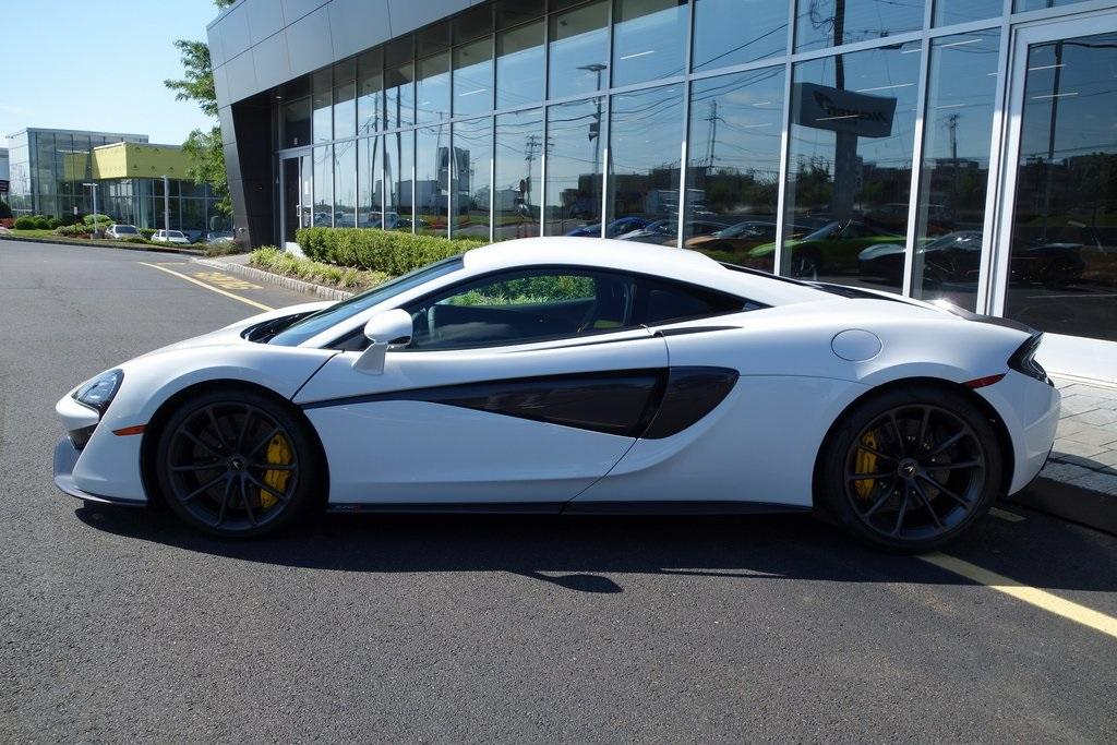 New 2020 McLaren 570S Coupe for sale $209,800 at McLaren North Jersey in Ramsey NJ 07446 10