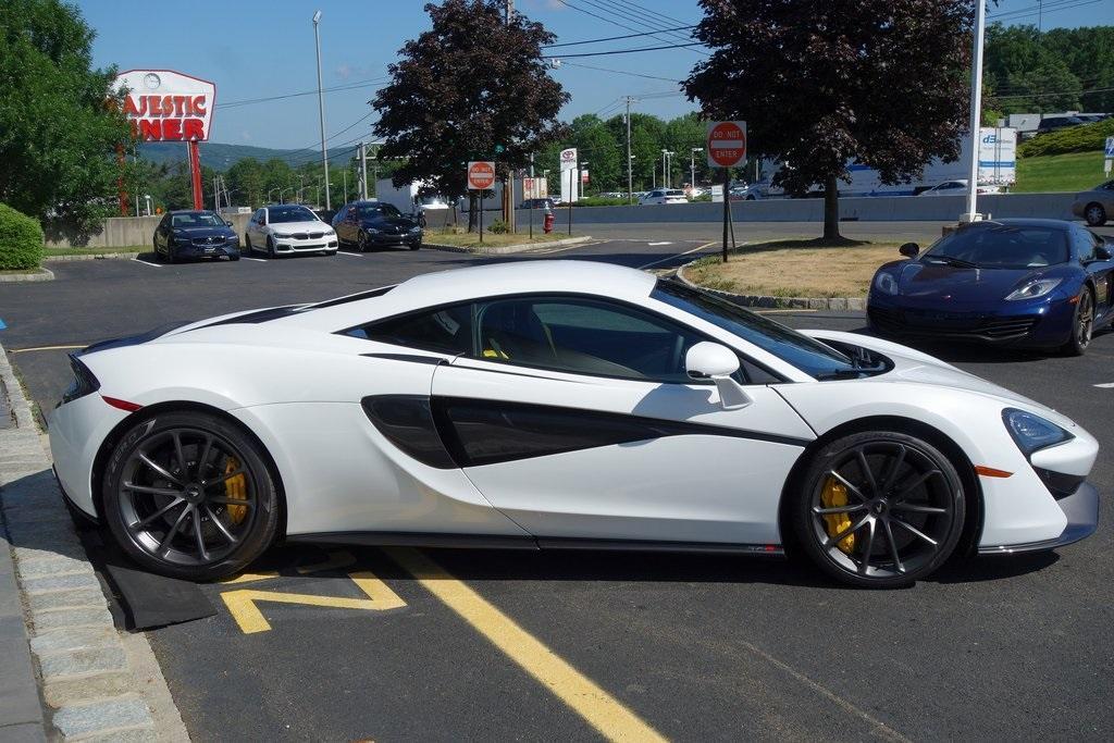 New 2020 McLaren 570S for sale $209,800 at McLaren North Jersey in Ramsey NJ 07446 4