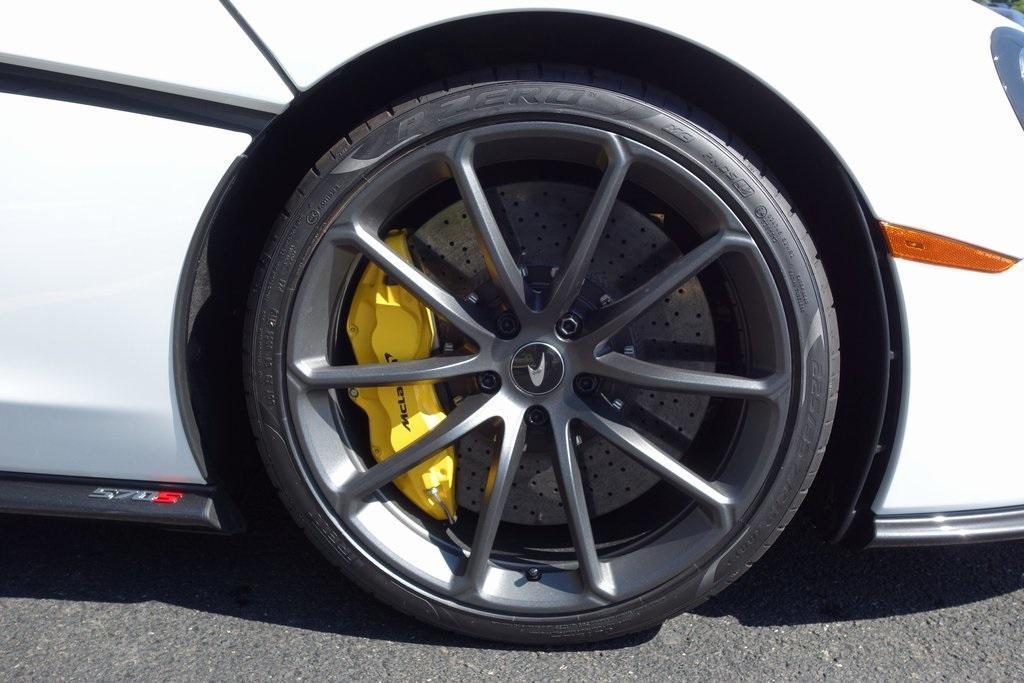 New 2020 McLaren 570S for sale $209,800 at McLaren North Jersey in Ramsey NJ 07446 6