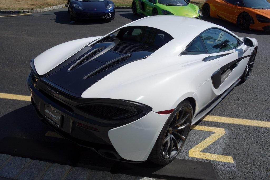 New 2020 McLaren 570S Coupe for sale $209,800 at McLaren North Jersey in Ramsey NJ 07446 7