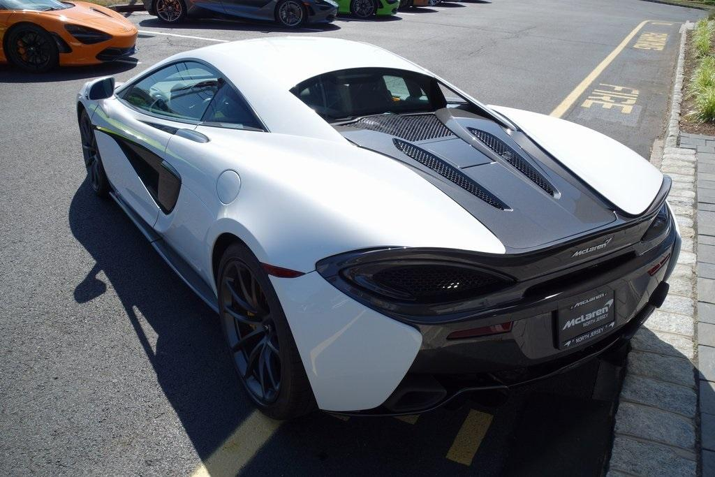 New 2020 McLaren 570S Coupe for sale $209,800 at McLaren North Jersey in Ramsey NJ 07446 9