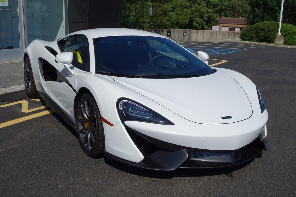 New 2020 McLaren 570S Coupe for sale $209,800 at McLaren North Jersey in Ramsey NJ 07446 1