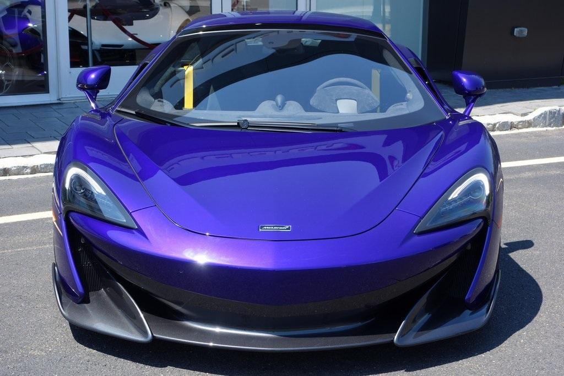 New 2020 McLaren 600LT Spider for sale $300,280 at McLaren North Jersey in Ramsey NJ 07446 4