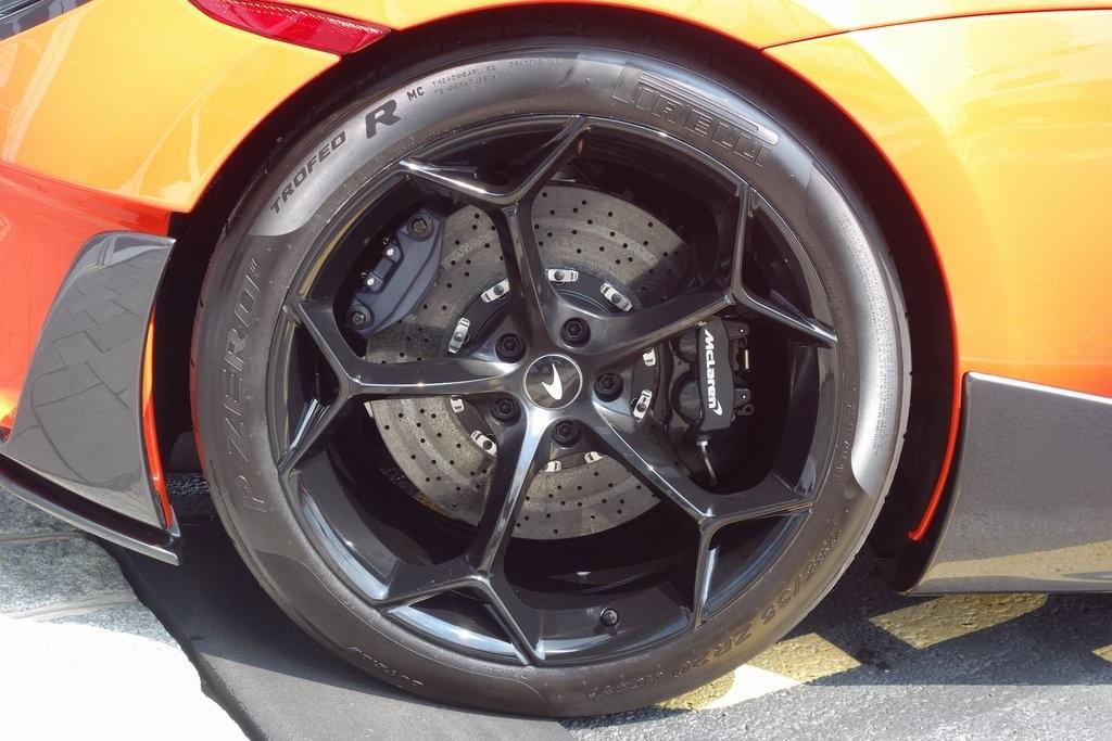 New 2020 McLaren 600LT Spider for sale Sold at McLaren North Jersey in Ramsey NJ 07446 8