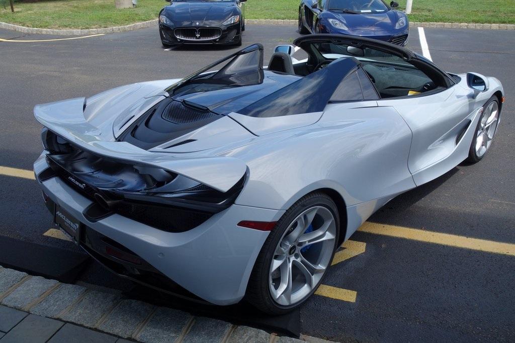 New 2020 McLaren 720S for sale $345,660 at McLaren North Jersey in Ramsey NJ 07446 10