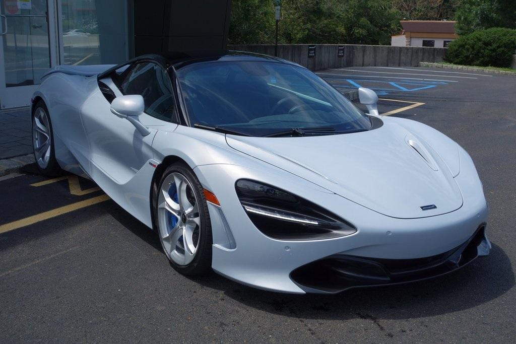 New 2020 McLaren 720S for sale $345,660 at McLaren North Jersey in Ramsey NJ 07446 2