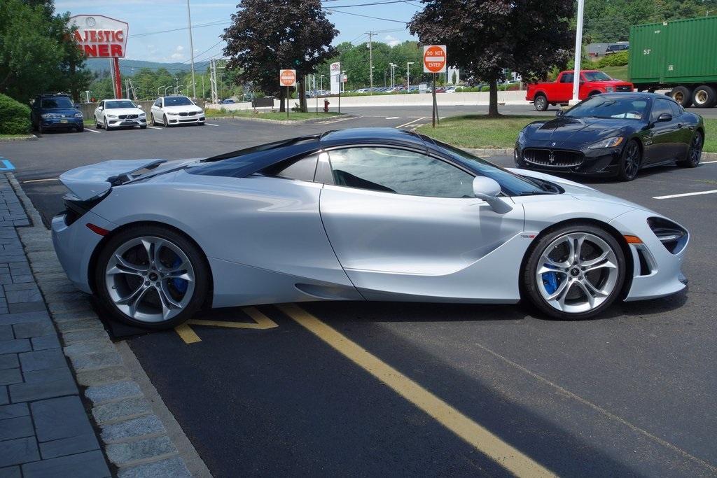 New 2020 McLaren 720S for sale $345,660 at McLaren North Jersey in Ramsey NJ 07446 7