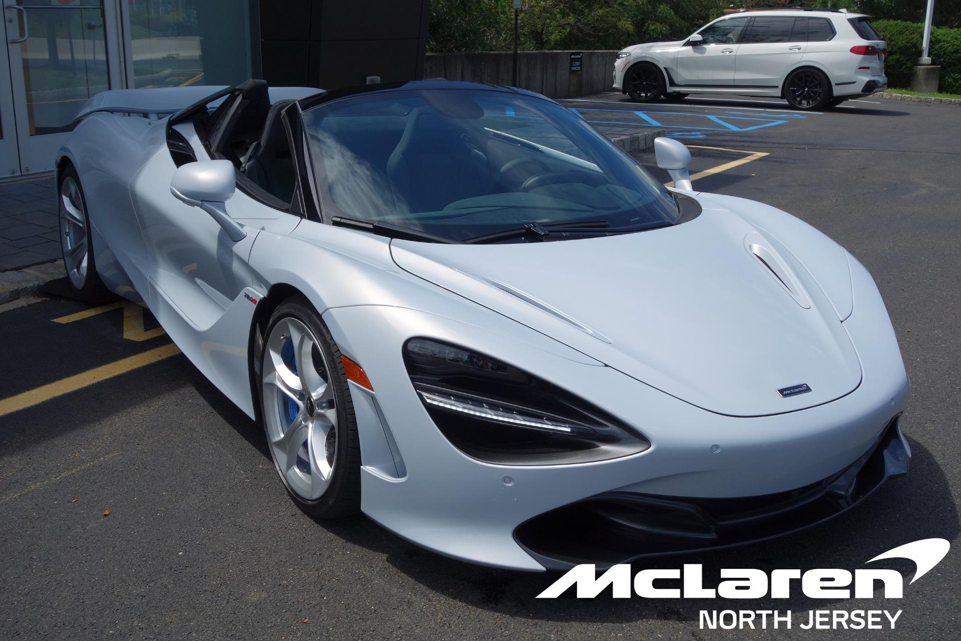 New 2020 McLaren 720S for sale $345,660 at McLaren North Jersey in Ramsey NJ 07446 1