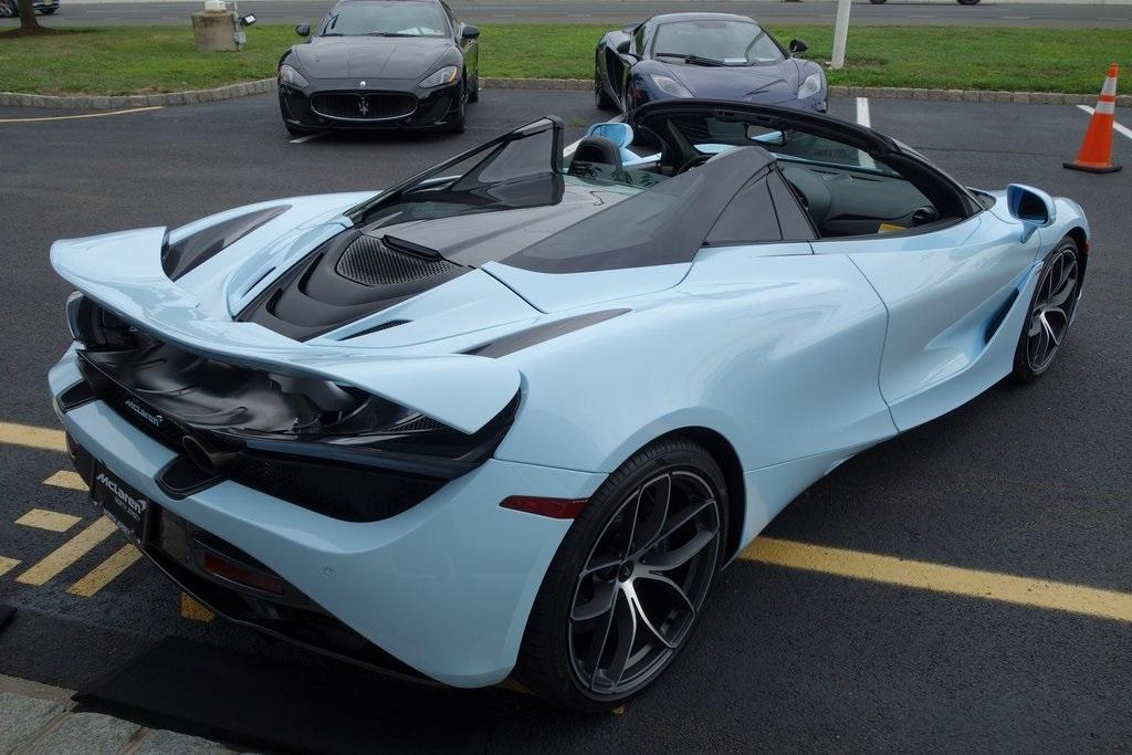 New 2020 McLaren 720S Luxury for sale $364,200 at McLaren North Jersey in Ramsey NJ 07446 10