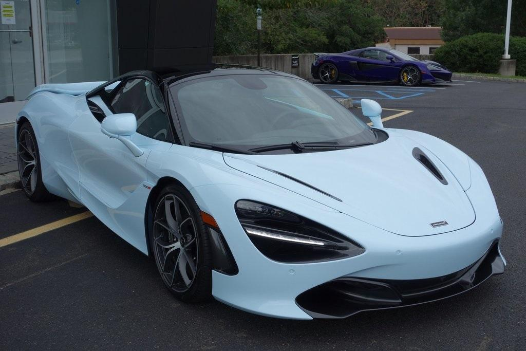 New 2020 McLaren 720S Luxury for sale $364,200 at McLaren North Jersey in Ramsey NJ 07446 2