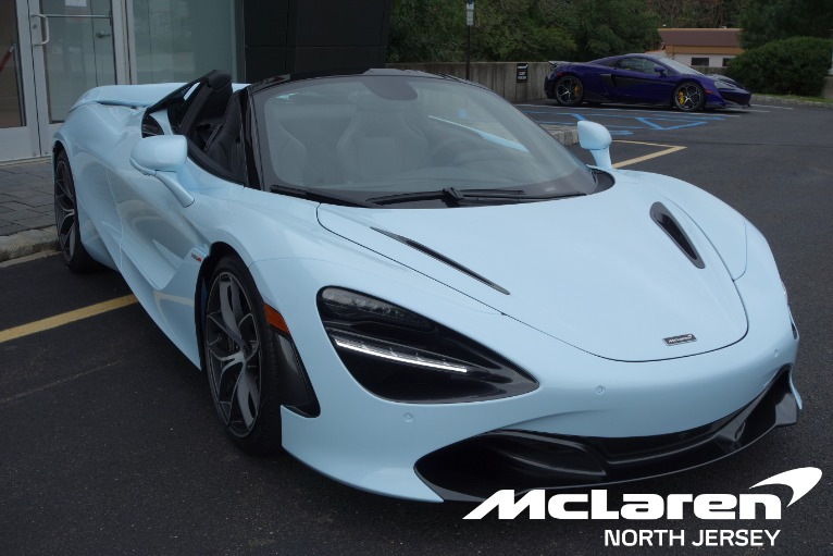 New 2020 McLaren 720S Luxury for sale $364,200 at McLaren North Jersey in Ramsey NJ