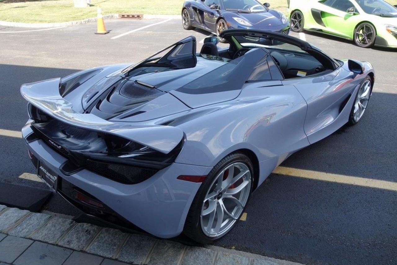 New 2020 McLaren 720S Performance for sale $400,674 at McLaren North Jersey in Ramsey NJ 07446 10