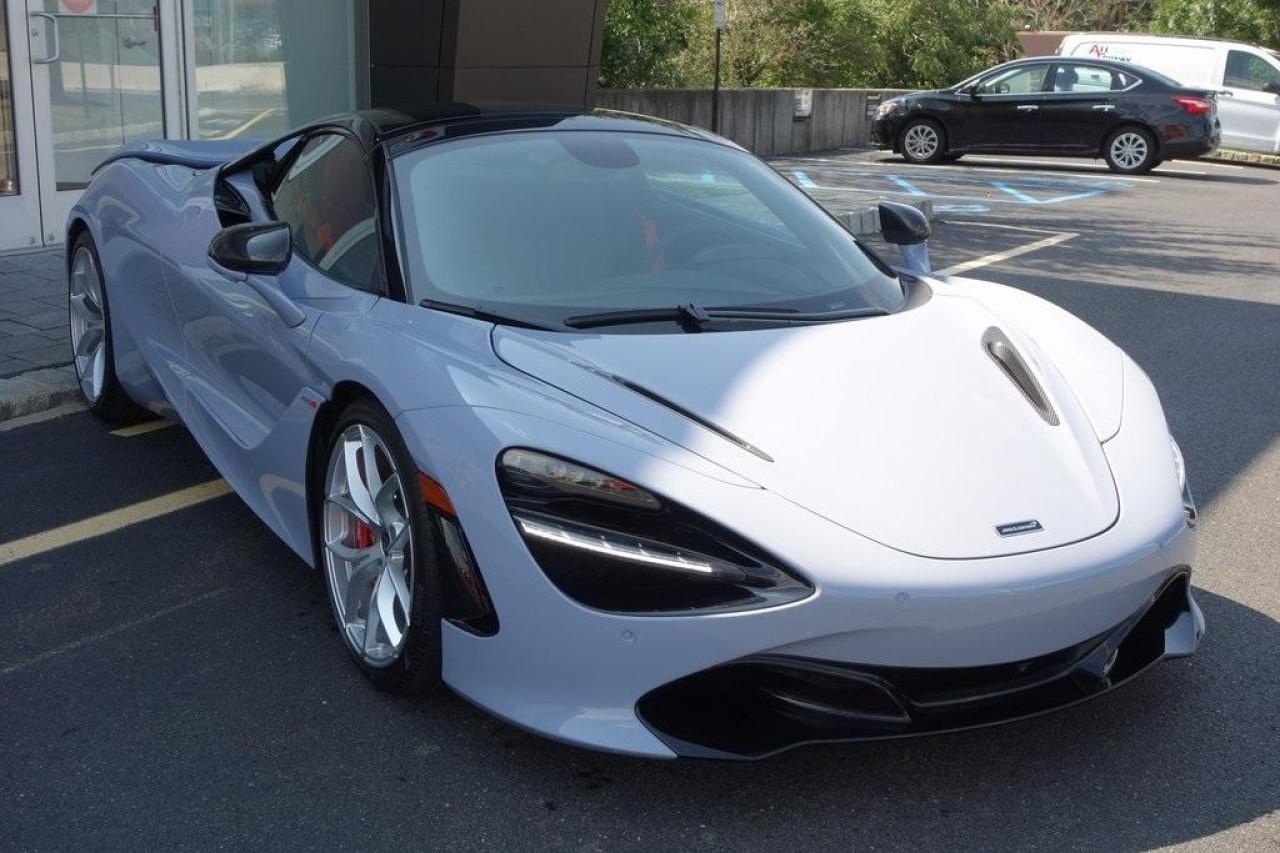 New 2020 McLaren 720S Performance for sale $400,674 at McLaren North Jersey in Ramsey NJ 07446 2