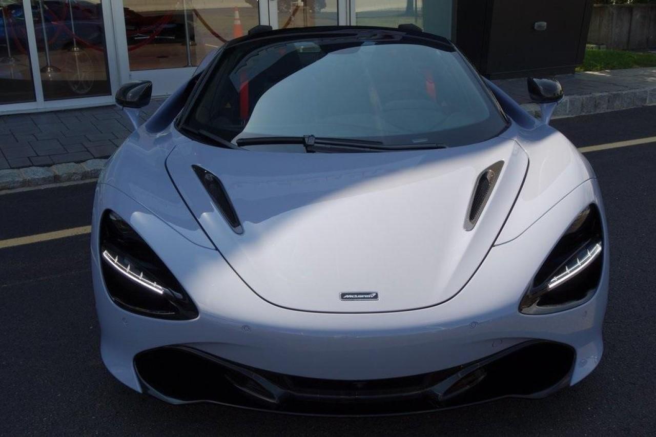 New 2020 McLaren 720S Performance for sale $400,674 at McLaren North Jersey in Ramsey NJ 07446 3