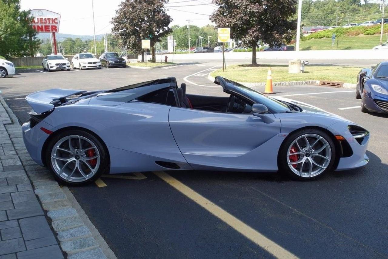 New 2020 McLaren 720S Performance for sale $400,674 at McLaren North Jersey in Ramsey NJ 07446 6