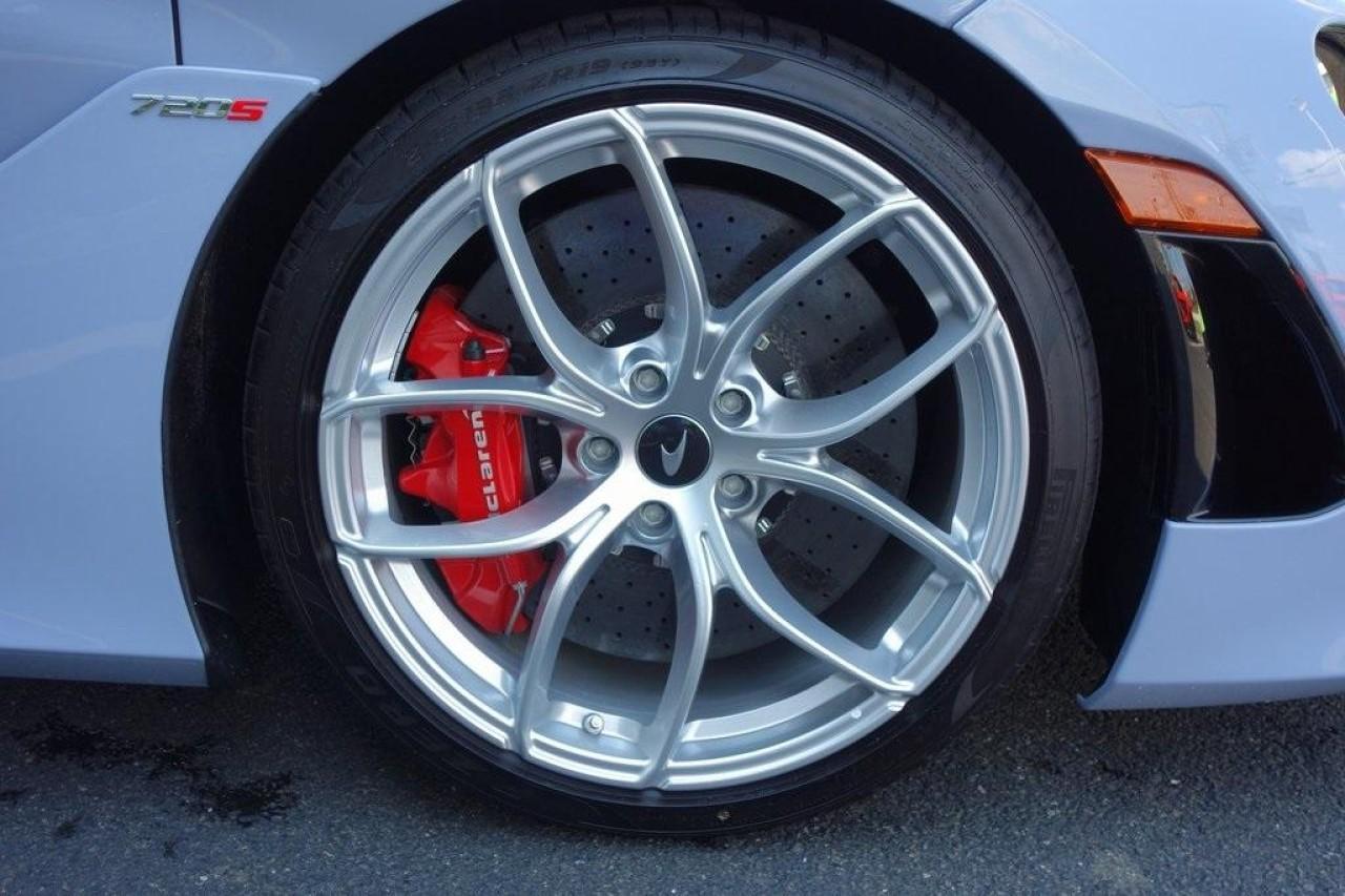 New 2020 McLaren 720S Performance for sale $400,674 at McLaren North Jersey in Ramsey NJ 07446 9