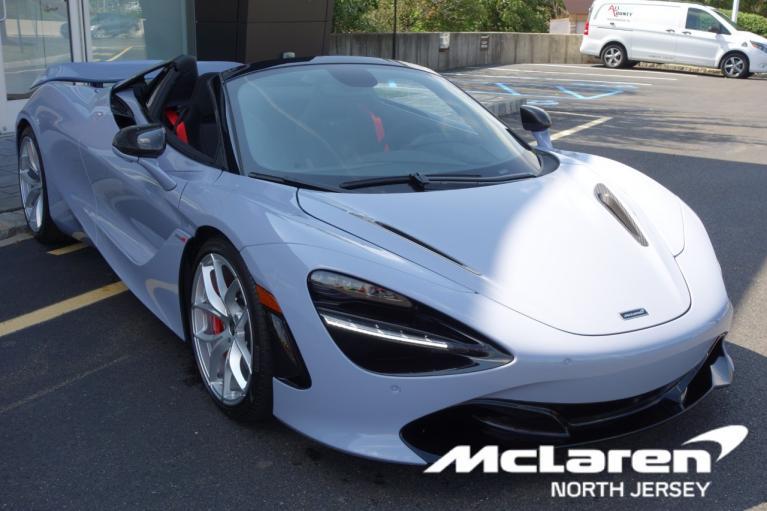 New 2020 McLaren 720S Performance for sale $400,674 at McLaren North Jersey in Ramsey NJ