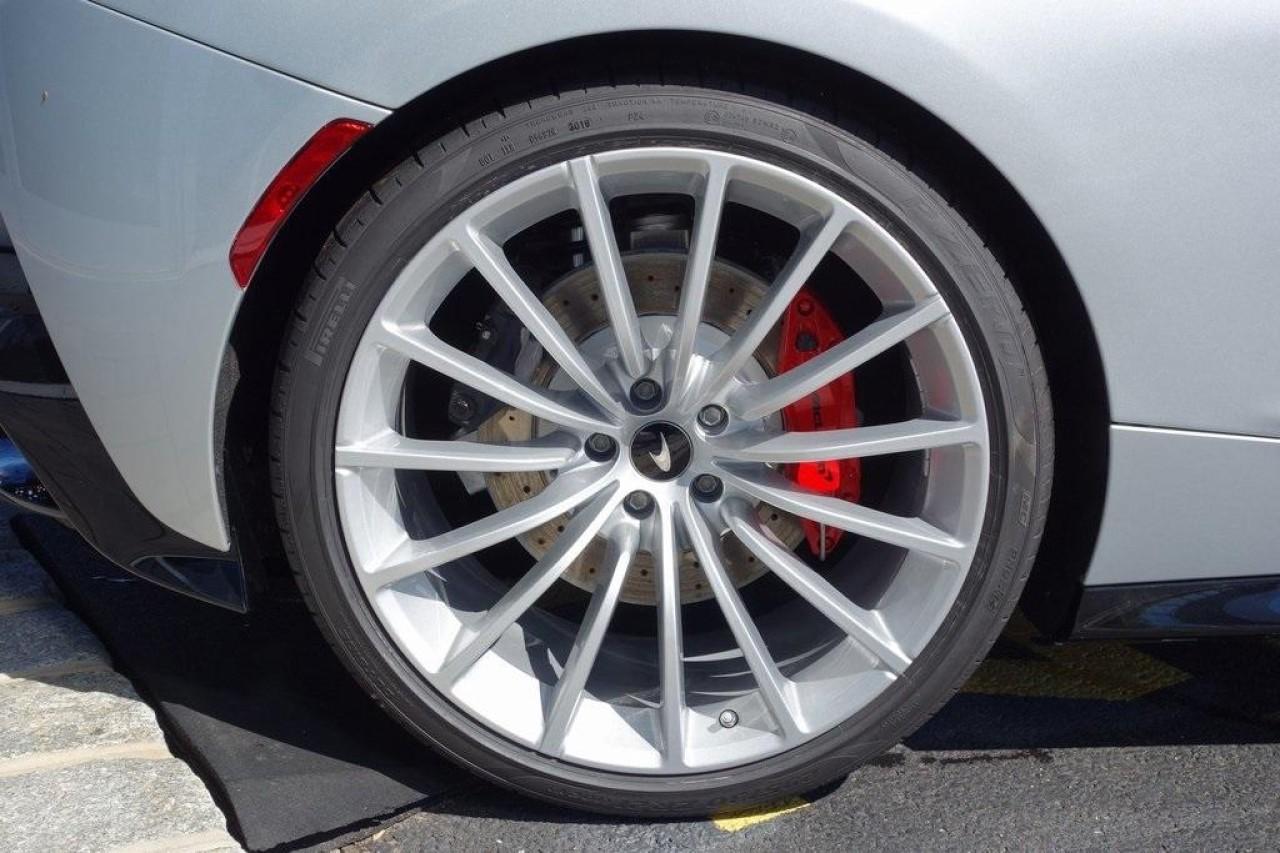 New 2020 McLaren GT Pioneer for sale $237,975 at McLaren North Jersey in Ramsey NJ 07446 5