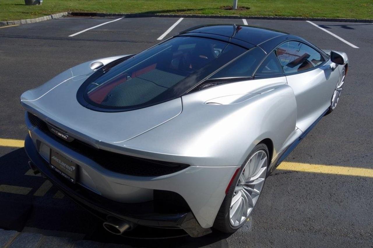 New 2020 McLaren GT Pioneer for sale $237,975 at McLaren North Jersey in Ramsey NJ 07446 7