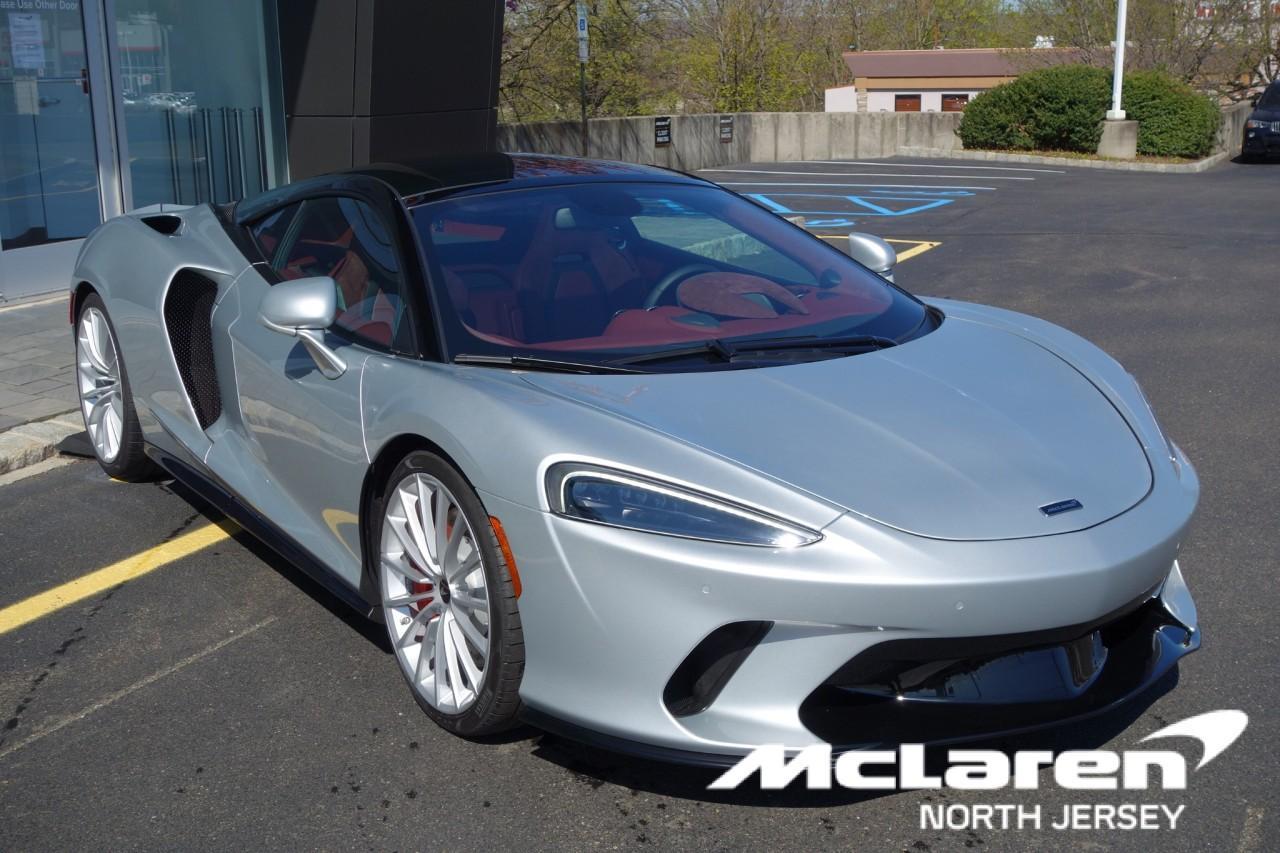 New 2020 McLaren GT Pioneer for sale $237,975 at McLaren North Jersey in Ramsey NJ 07446 1