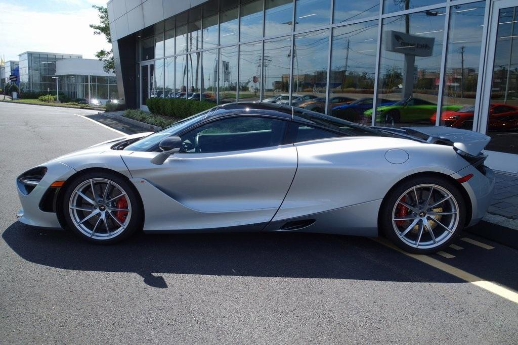 Used 2019 McLaren 720S Performance for sale Call for price at McLaren North Jersey in Ramsey NJ 07446 10