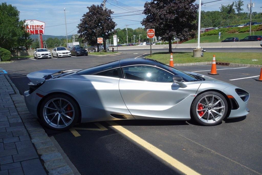 Used 2019 McLaren 720S Performance for sale Call for price at McLaren North Jersey in Ramsey NJ 07446 4