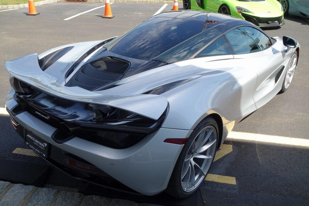 Used 2019 McLaren 720S Performance for sale Call for price at McLaren North Jersey in Ramsey NJ 07446 7