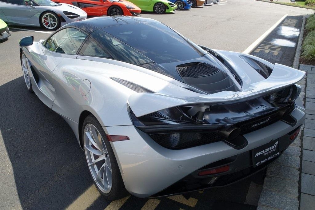 Used 2019 McLaren 720S Performance for sale Call for price at McLaren North Jersey in Ramsey NJ 07446 9
