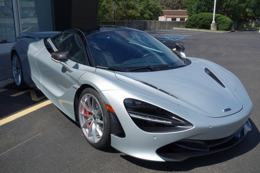 Used 2019 McLaren 720S Performance for sale Call for price at McLaren North Jersey in Ramsey NJ 07446 1