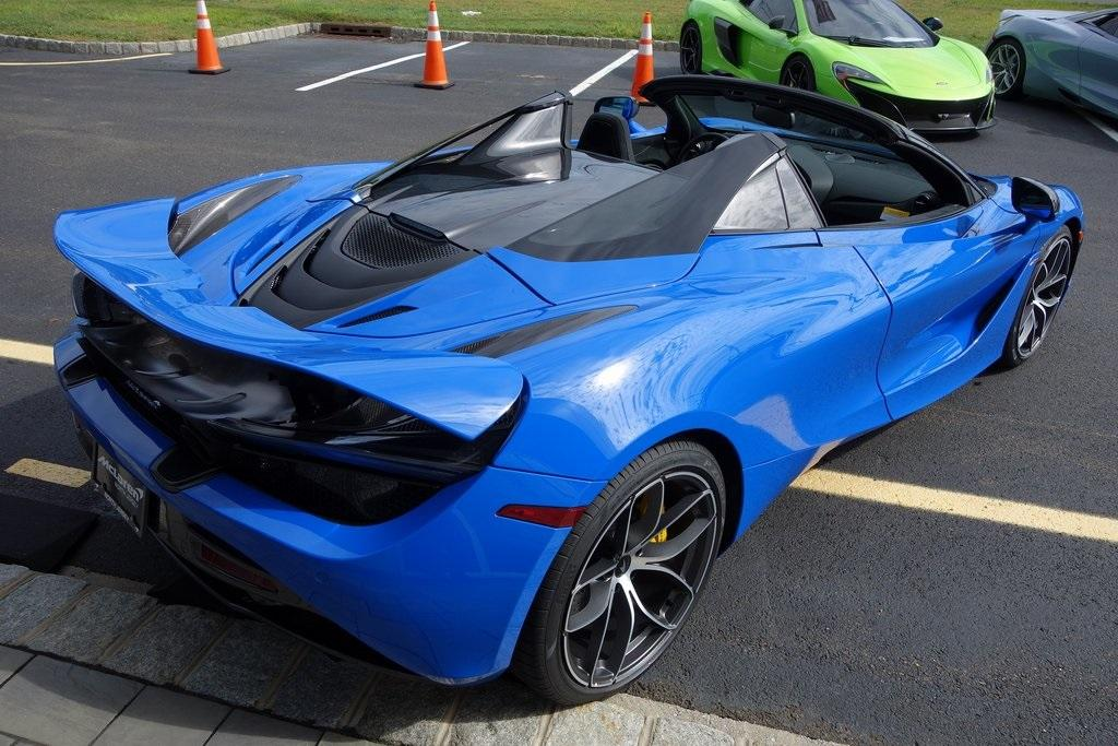 New 2020 McLaren 720S Performance for sale $371,560 at McLaren North Jersey in Ramsey NJ 07446 10