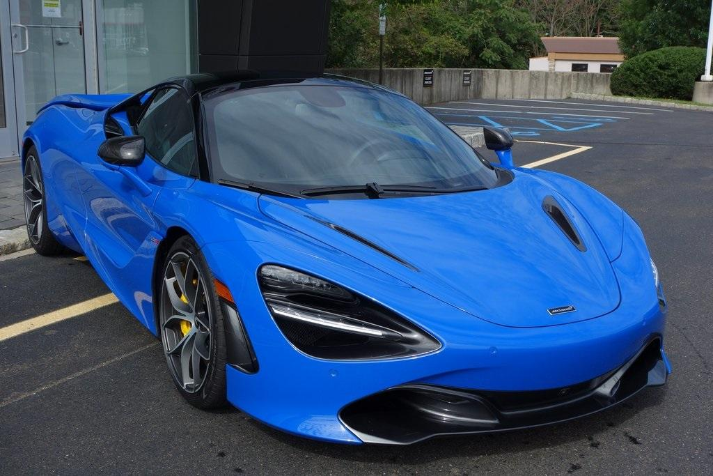 New 2020 McLaren 720S Performance for sale $371,560 at McLaren North Jersey in Ramsey NJ 07446 2