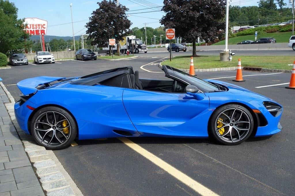 New 2020 McLaren 720S Performance for sale $371,560 at McLaren North Jersey in Ramsey NJ 07446 6