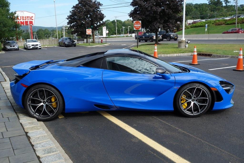 New 2020 McLaren 720S Performance for sale $371,560 at McLaren North Jersey in Ramsey NJ 07446 7