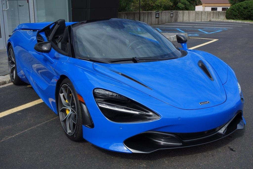 New 2020 McLaren 720S Performance for sale $371,560 at McLaren North Jersey in Ramsey NJ 07446 1