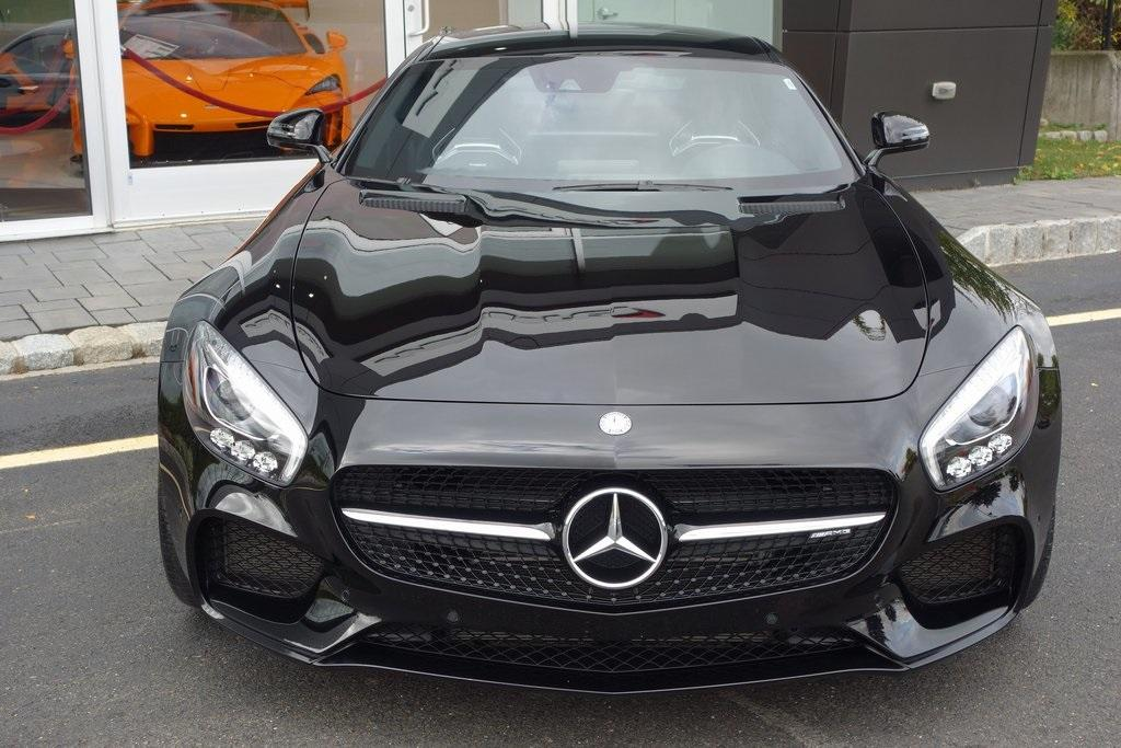Used 2017 Mercedes-Benz AMG® GT for sale $77,900 at McLaren North Jersey in Ramsey NJ 07446 2