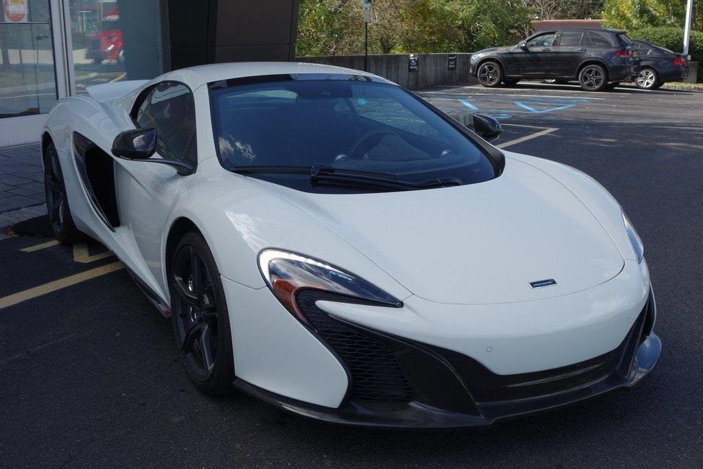 Used 2015 McLaren 650S Spider for sale $159,900 at McLaren North Jersey in Ramsey NJ 07446 2