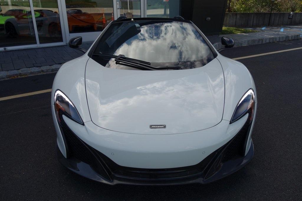 Used 2015 McLaren 650S for sale Sold at McLaren North Jersey in Ramsey NJ 07446 3