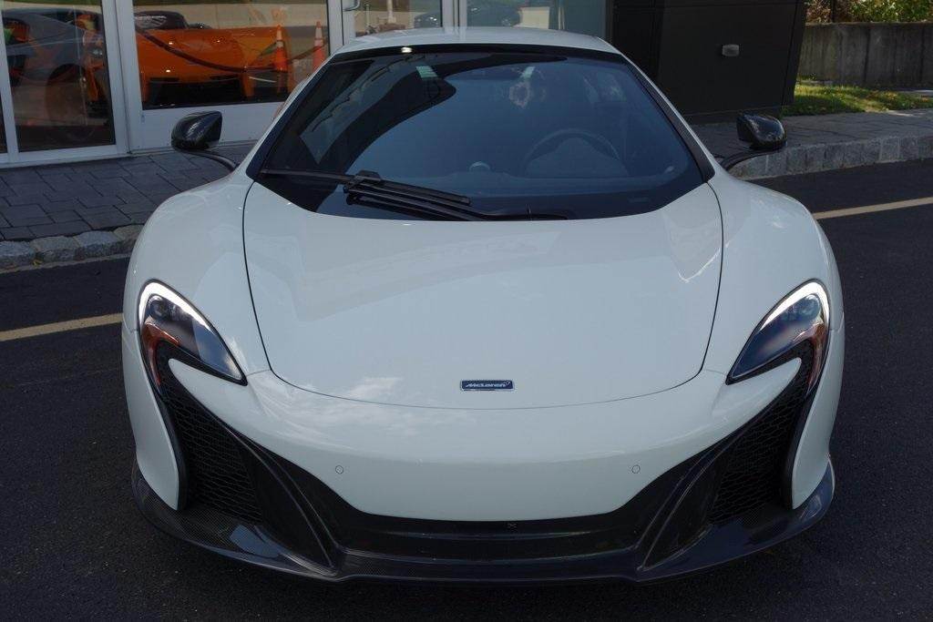 Used 2015 McLaren 650S for sale Sold at McLaren North Jersey in Ramsey NJ 07446 4