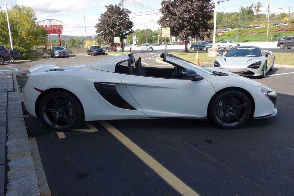 Used 2015 McLaren 650S Spider for sale $159,900 at McLaren North Jersey in Ramsey NJ 07446 6