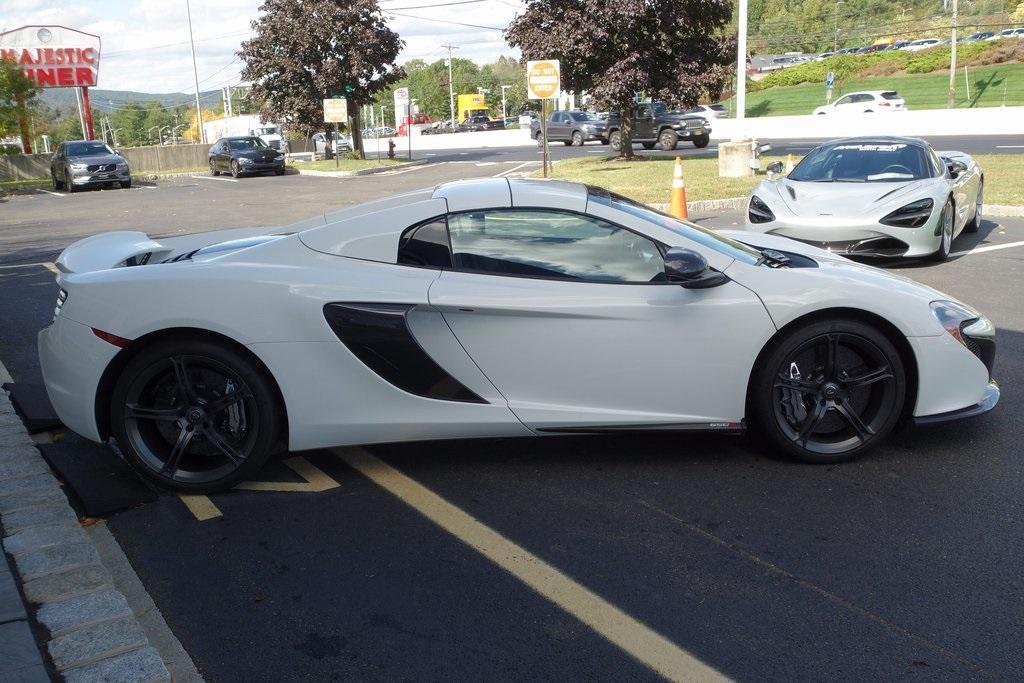 Used 2015 McLaren 650S Spider for sale $159,900 at McLaren North Jersey in Ramsey NJ 07446 7