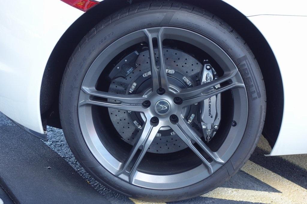 Used 2015 McLaren 650S Spider for sale $159,900 at McLaren North Jersey in Ramsey NJ 07446 8