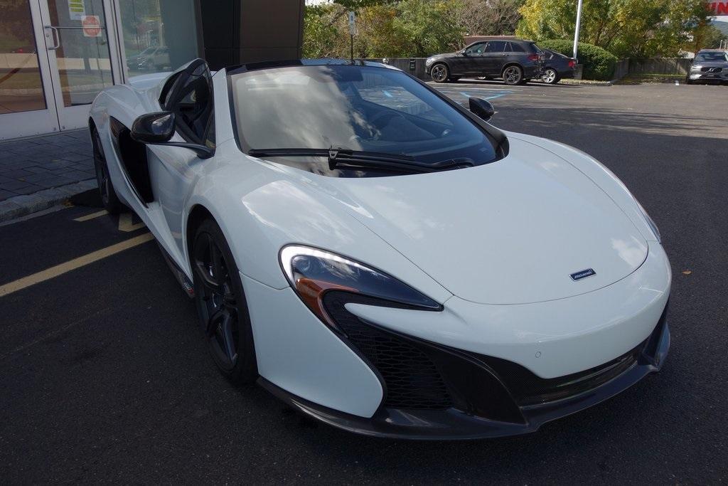 Used 2015 McLaren 650S for sale Sold at McLaren North Jersey in Ramsey NJ 07446 1
