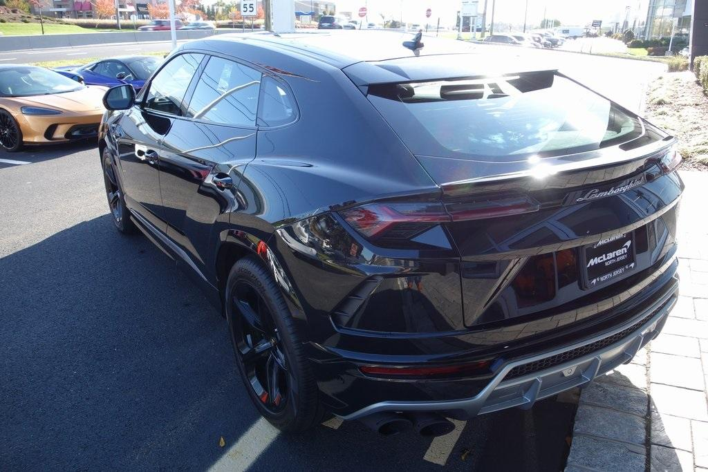 Used 2020 Lamborghini Urus for sale Sold at McLaren North Jersey in Ramsey NJ 07446 10