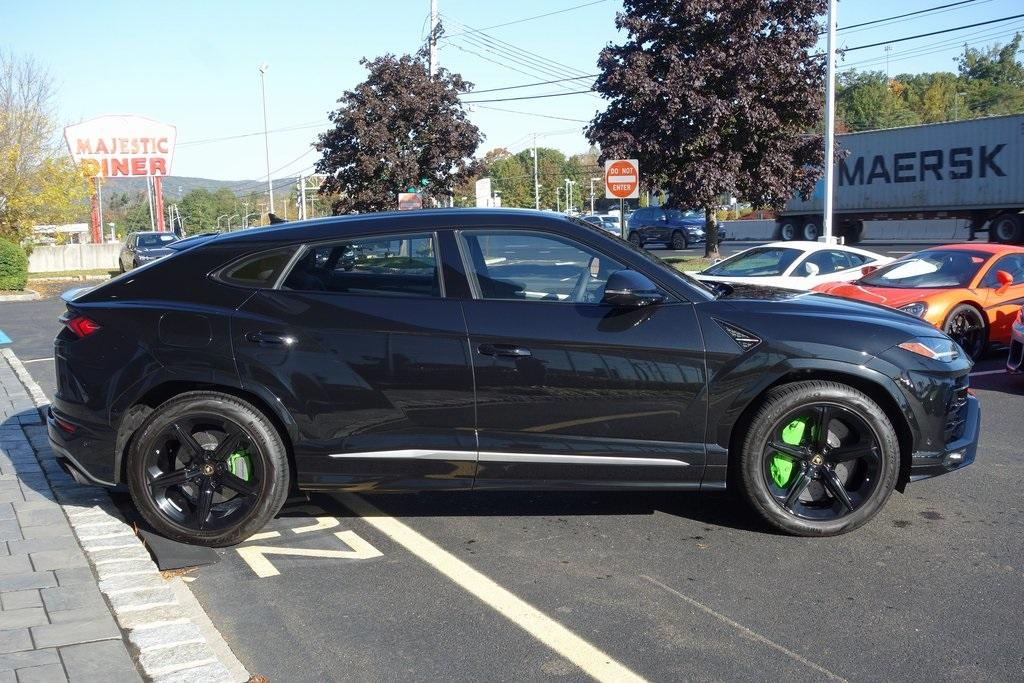 Used 2020 Lamborghini Urus for sale Sold at McLaren North Jersey in Ramsey NJ 07446 4