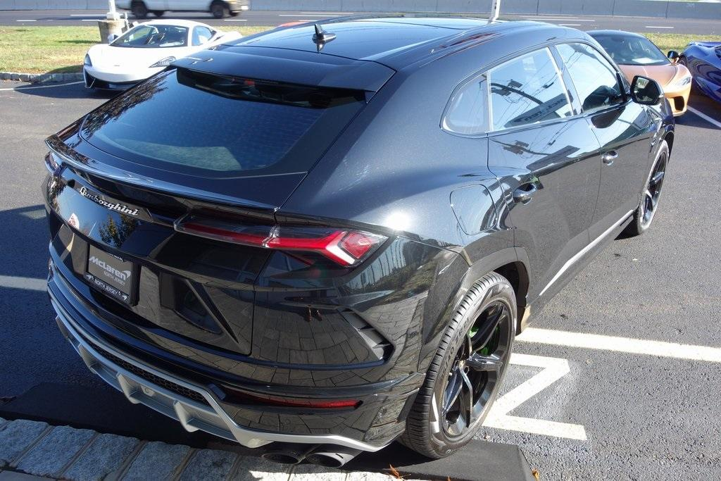 Used 2020 Lamborghini Urus for sale Sold at McLaren North Jersey in Ramsey NJ 07446 7