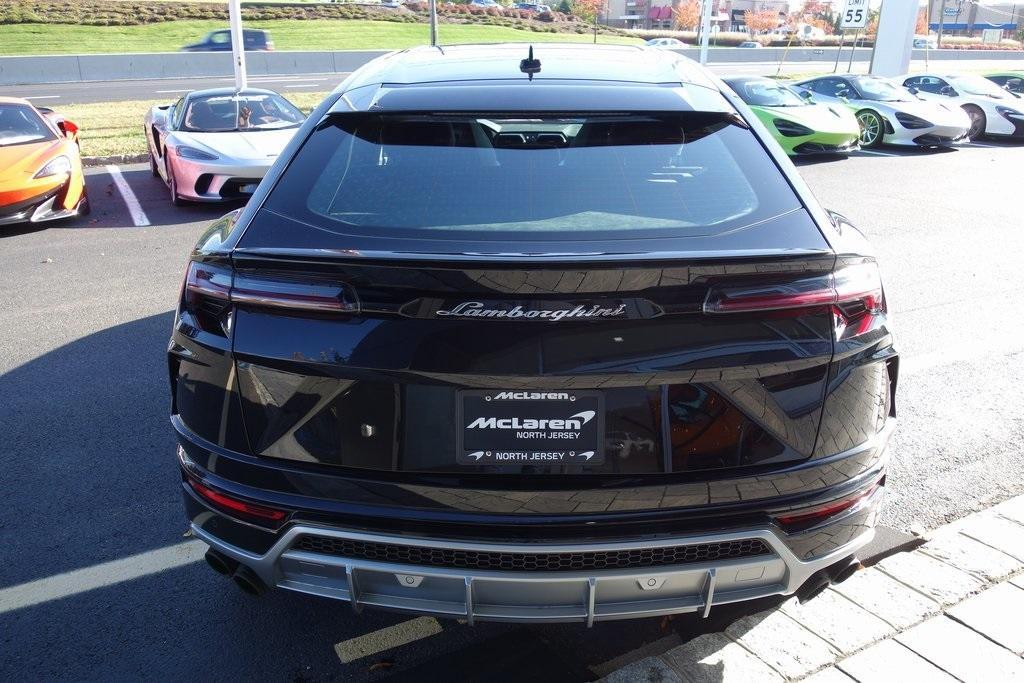 Used 2020 Lamborghini Urus for sale Sold at McLaren North Jersey in Ramsey NJ 07446 8